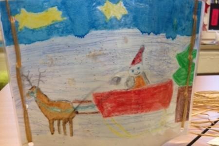 Weihnachtsbasteln & Tag der offenen Tür am 03.12.2015