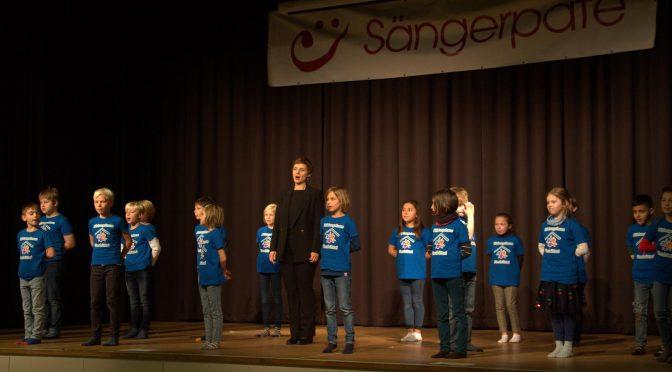 Erstes Konzert mit den Sängerpaten der Staatsoper Hamburg